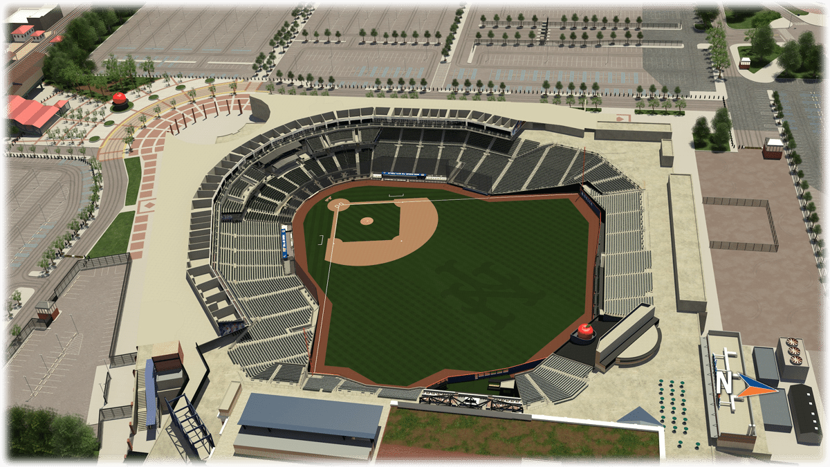 Seat Map | Citi Field | New York Mets Citifield Seating Map on